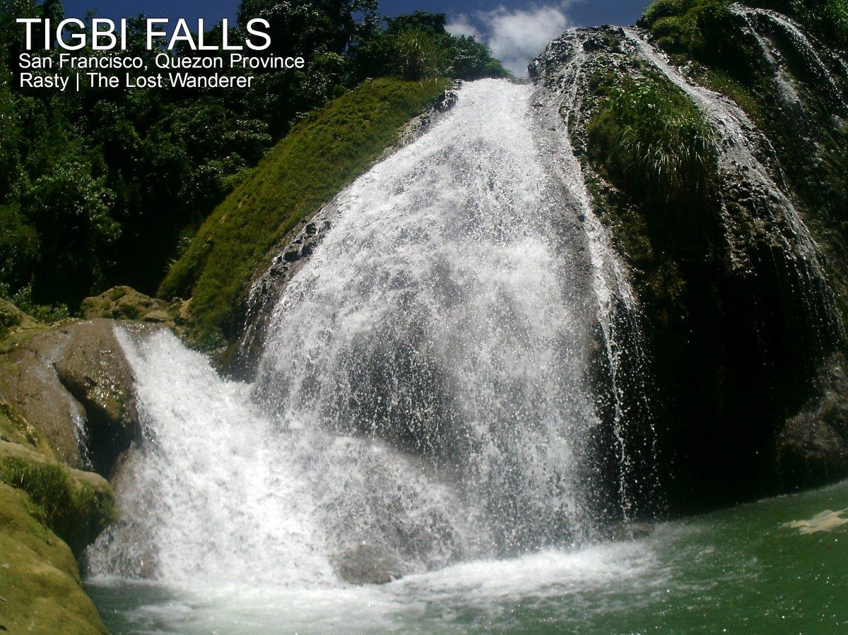 Tigbi Waterfalls : A Travel Guide