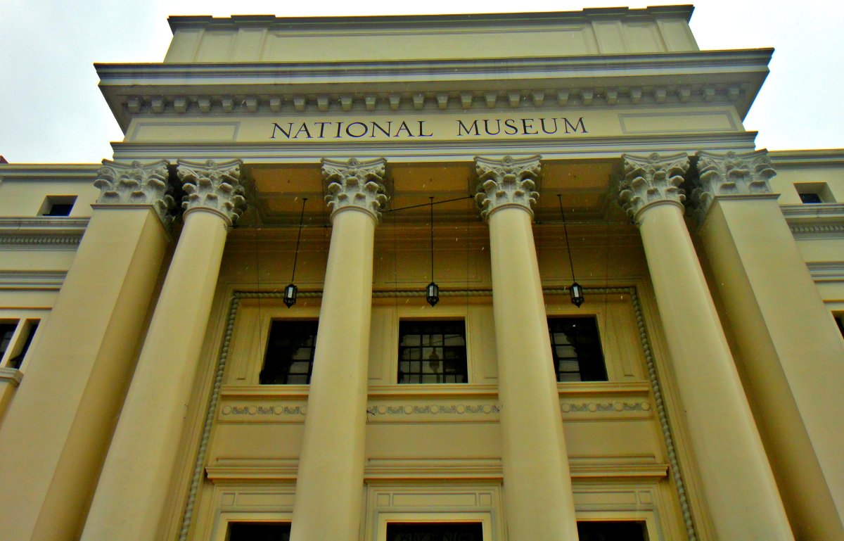 NATIONAL MUSEUM OF THE PHILIPPINES : CELEBRATING THE MUSEUMS AND GALLERIES MONTH
