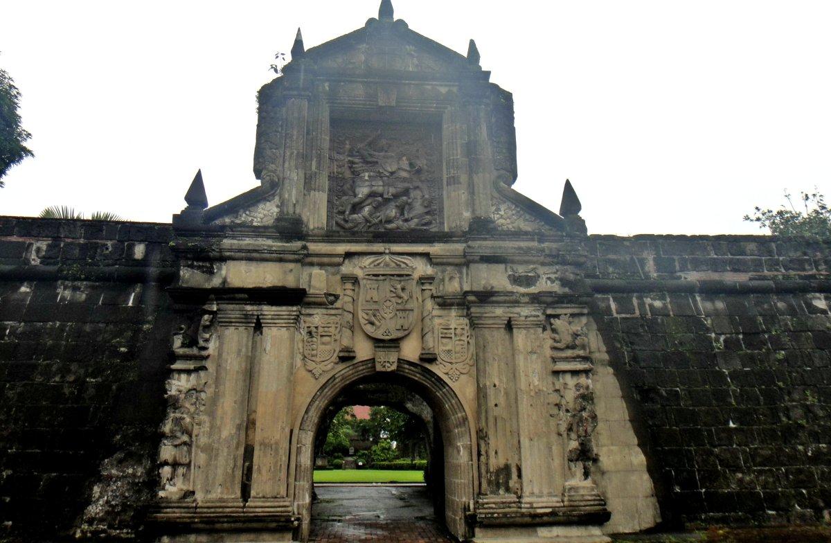 Intramuros Manila : The Walled City