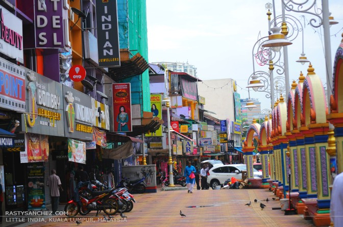 MALAYSIA : A SWEET STROLL TO BRICKFIELDS, LITTLE INDIA